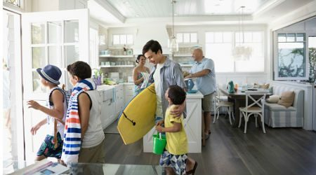 Vacation home insurance
