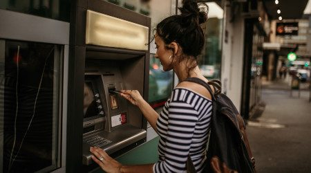 Compare foreign ATM fees across the globe