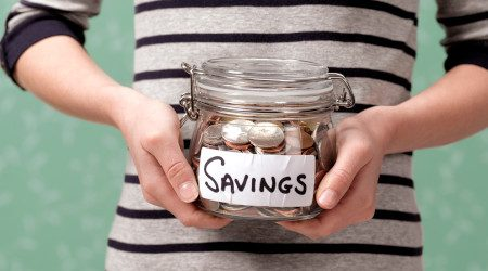 Compare different types of savings accounts