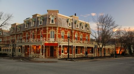 Best Niagara-on-the-Lake hotels for that relaxing break