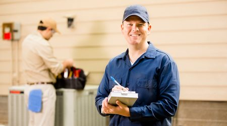 Compare business loans for HVAC companies