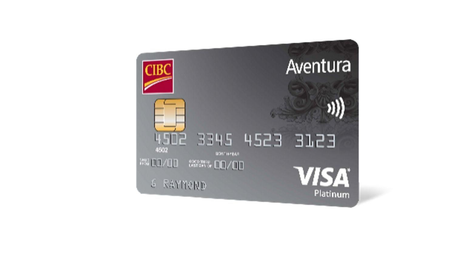 Aventura credit cards