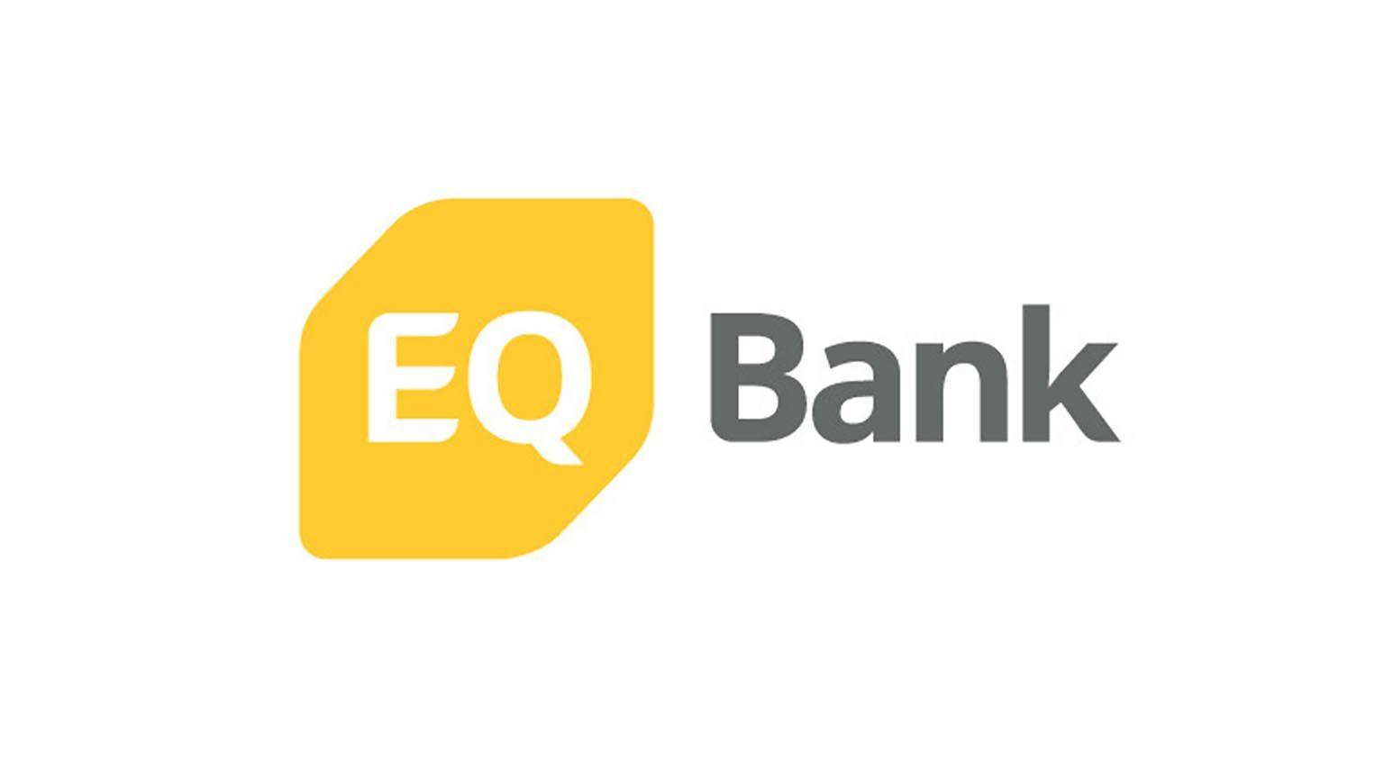 EQ Bank GIC logo.