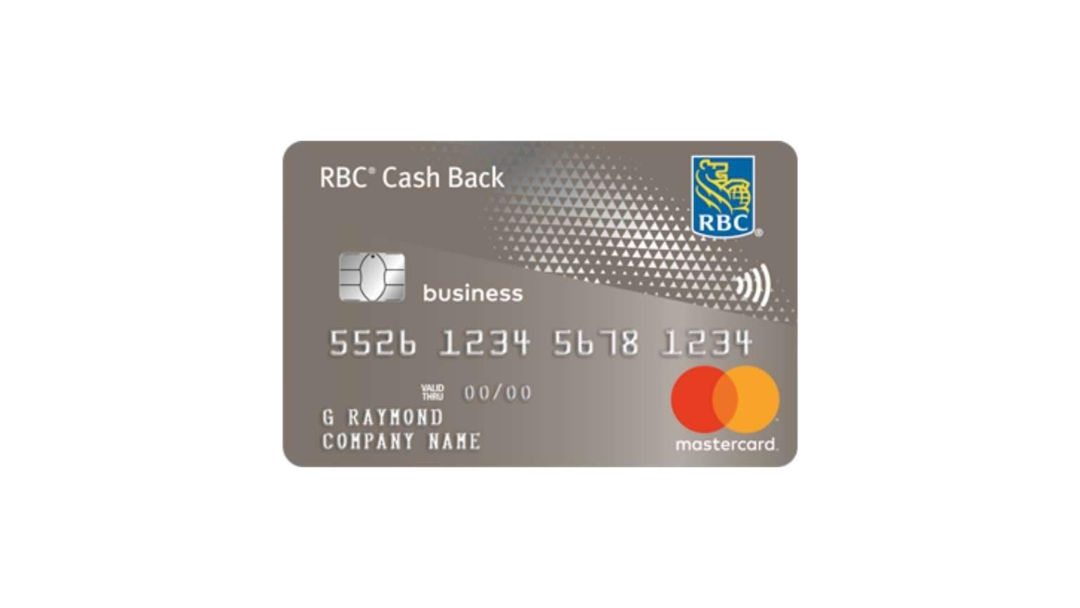 RBC Business Cash Back Mastercard review June 2020 ...