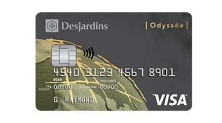 Desjardins Odyssey Gold Visa review