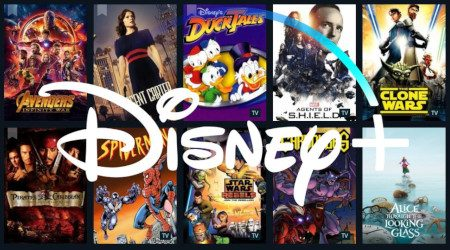 Full list of TV shows available on Disney+