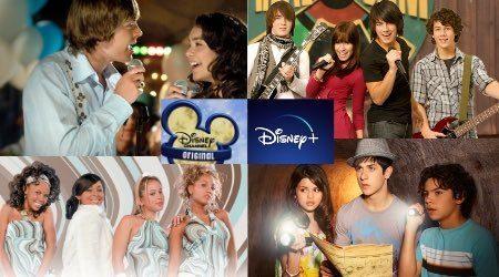 Full list of Disney Channel original movies on Disney+