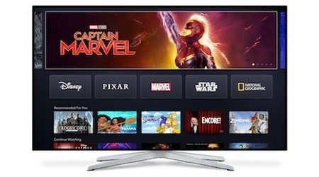How to watch Disney+ on an LG TV
