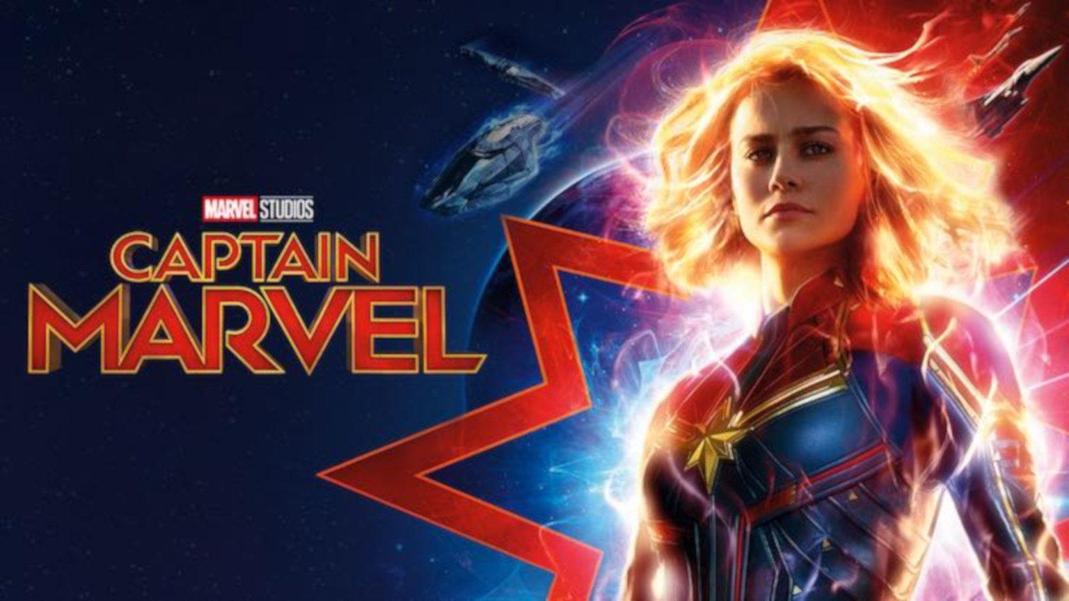 Captain Marvel graphic