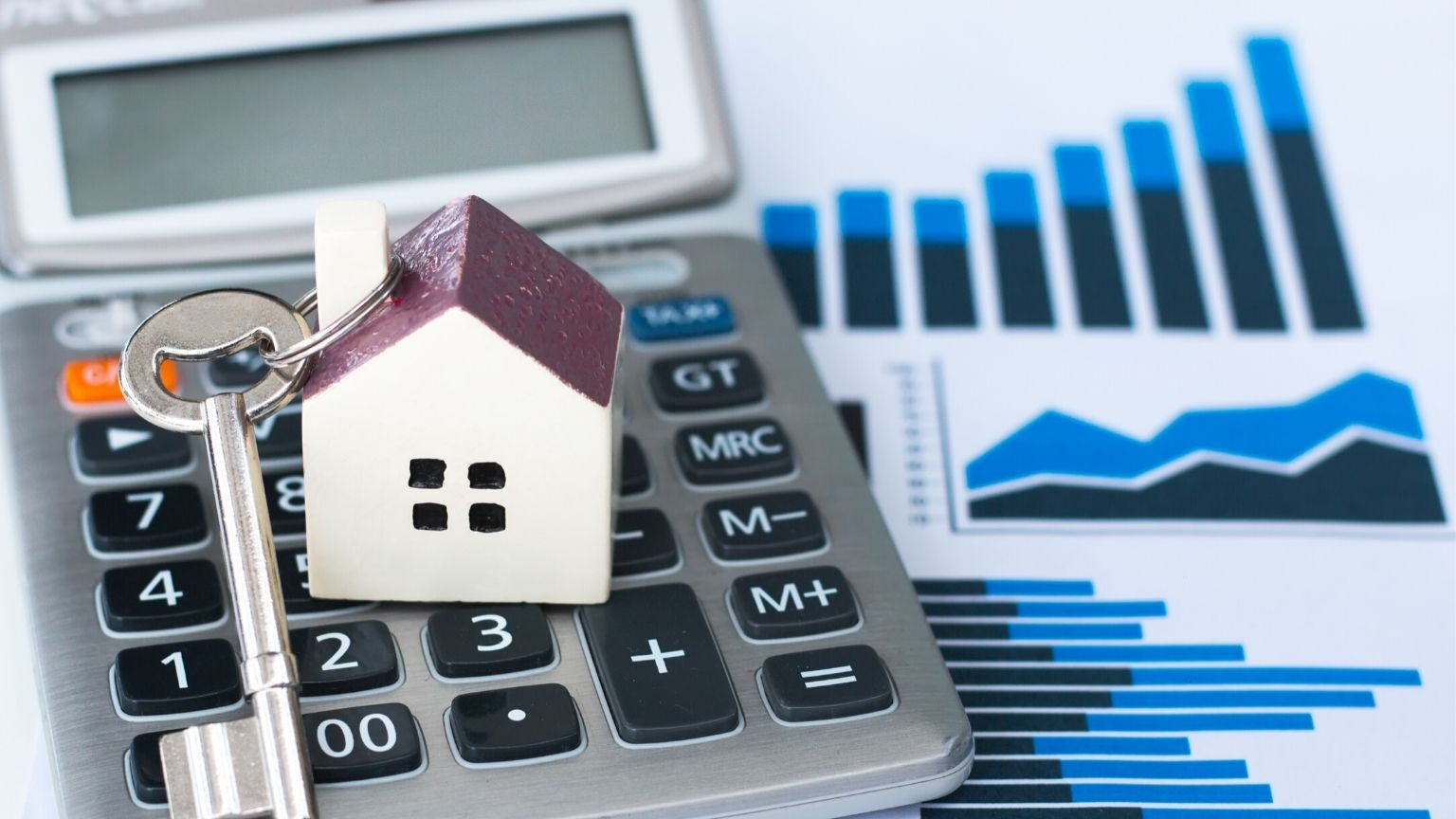 Calculating mortgage repayments.