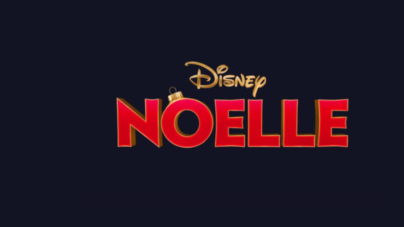 Noelle Disney Plus Movie Poster