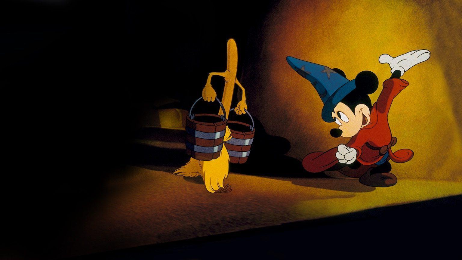 Disney Fantasia Mickey Mouse