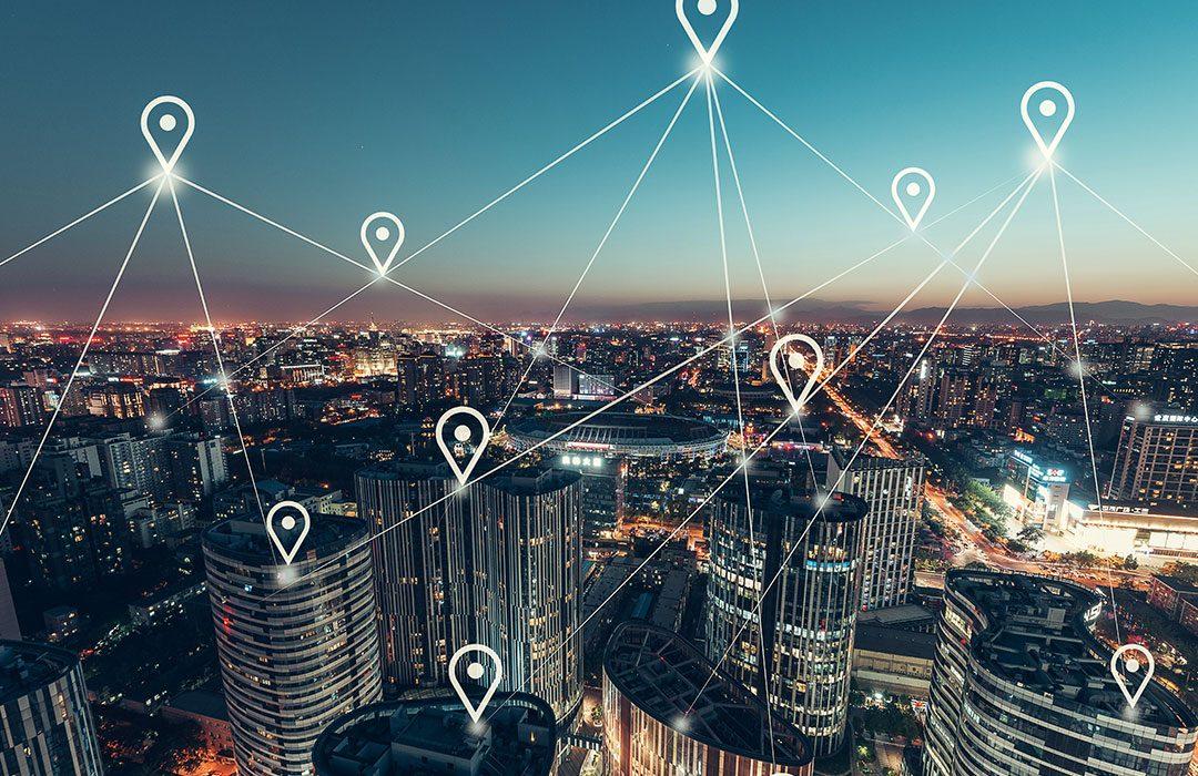 City wireless network