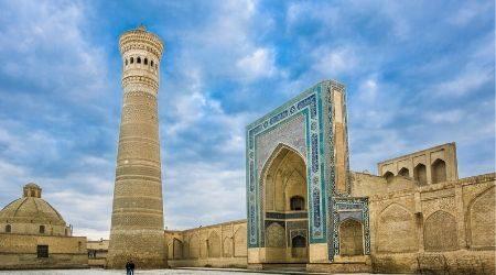 Send money to Uzbekistan
