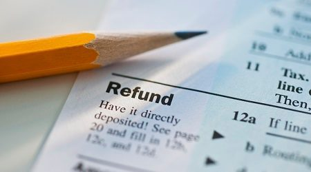 Alternatives to instant tax refunds