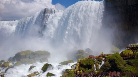 The best time to visit Niagara Falls