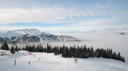 Best time to go to Whistler