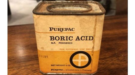 Where to buy boric acid online in Canada