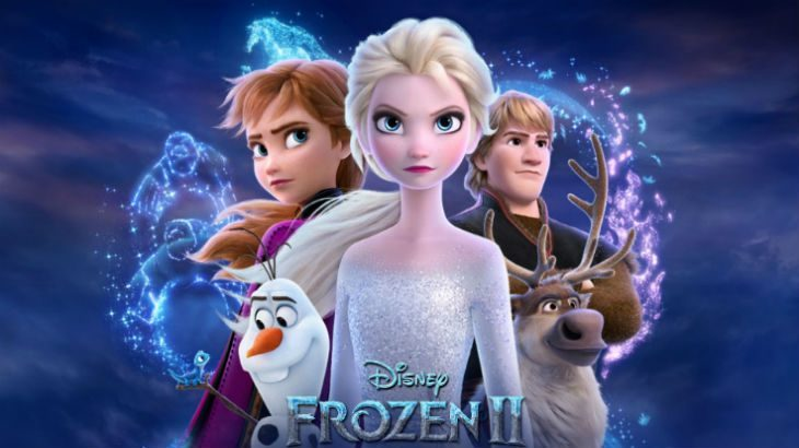 Frozen 2 promo image