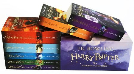 Where to buy Harry Potter books online in Canada