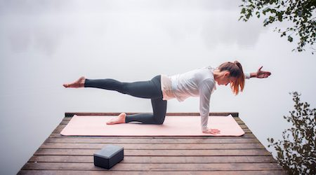 Where to buy yoga blocks online in Canada