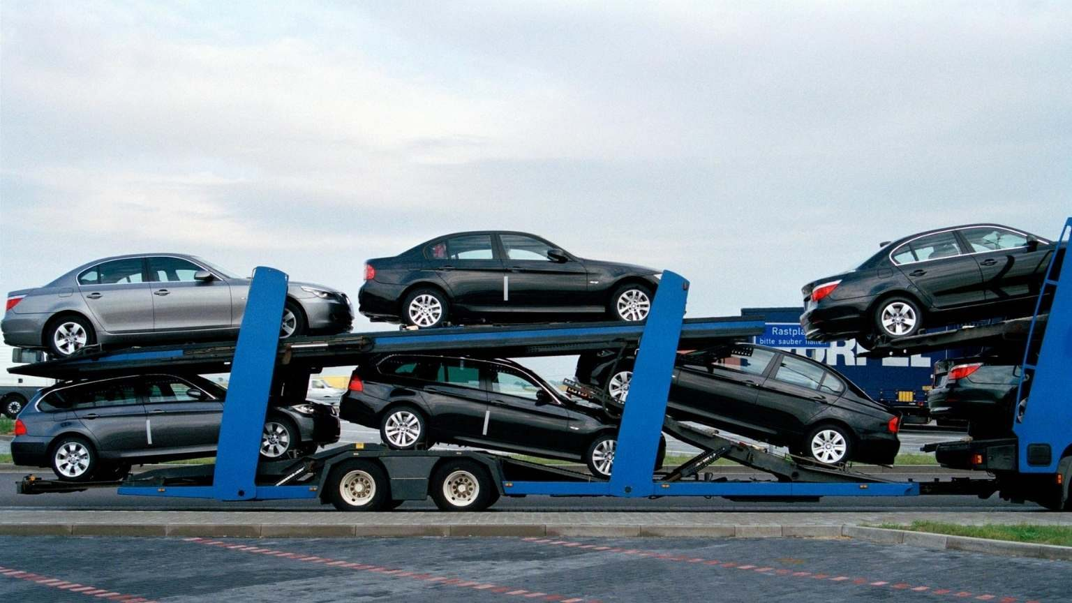 importing a car