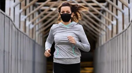 Where to buy an exercise-friendly face mask online in Canada