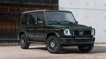 Mercedes-Benz G-Class insurance rates