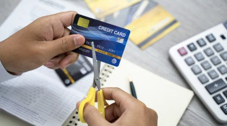 Can you close a credit card with a balance?
