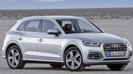 Average Audi Q5 insurance rate