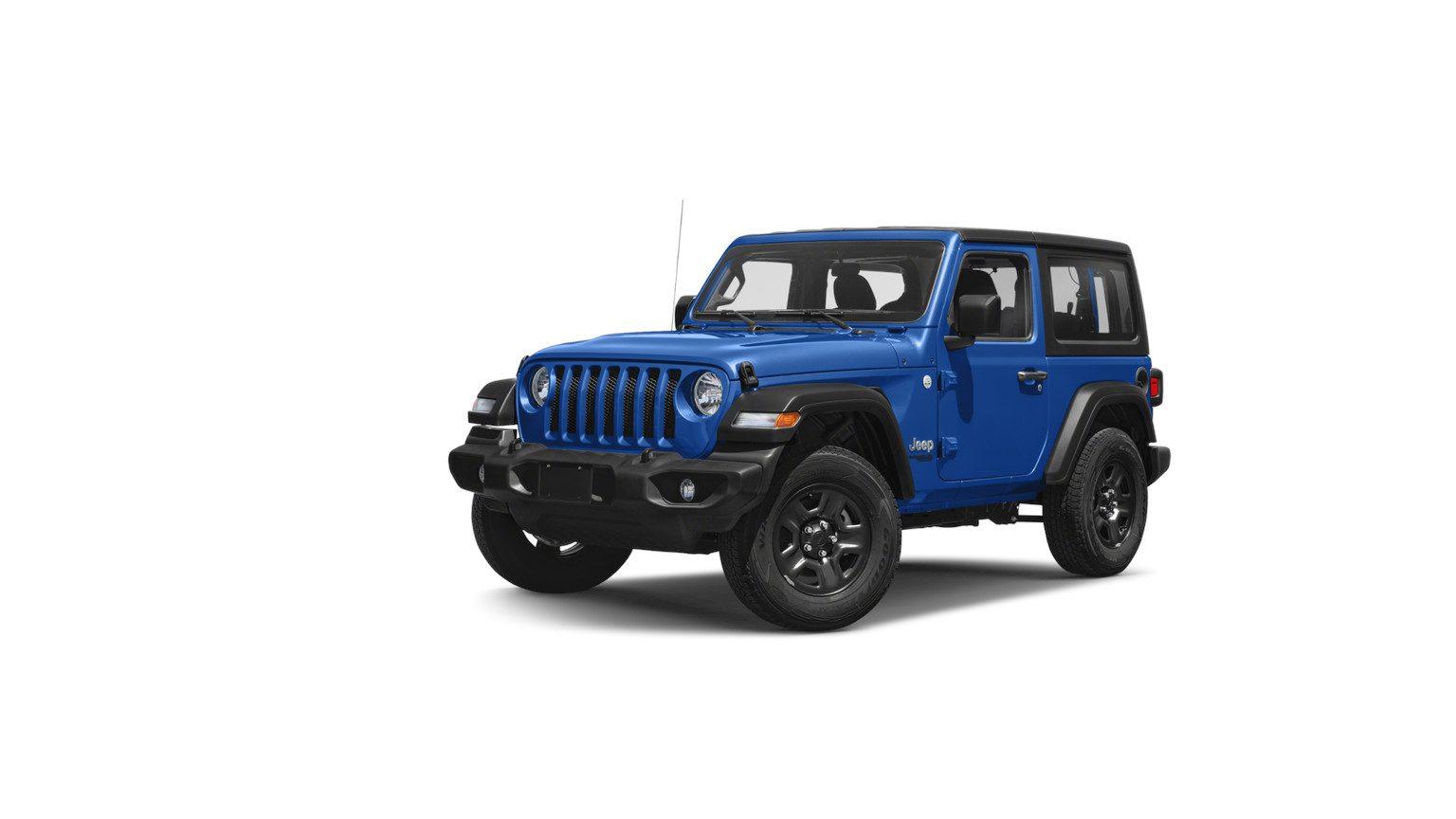 Jeep Wrangler insurance rates