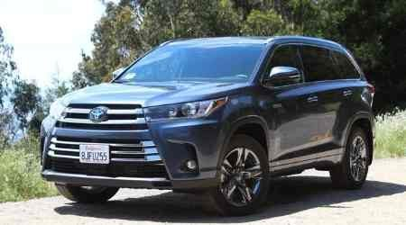 How much does Toyota Highlander car insurance cost?