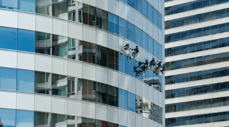 Setting up a window cleaning business