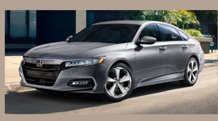 Honda Accord insurance rates