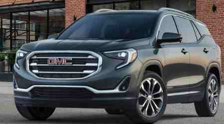 How much does GMC Terrain insurance cost?