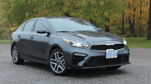 How much does Kia Forte insurance cost?