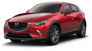 How much does Mazda CX-3 insurance cost?