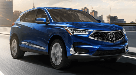 How much does Acura RDX insurance cost?