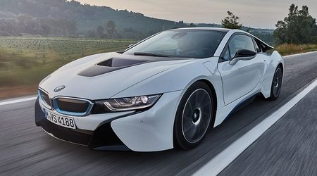 How much does BMW i8 insurance cost?