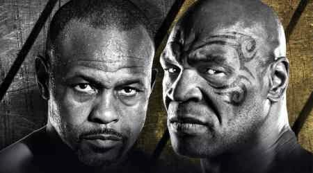How to watch Mike Tyson vs Roy Jones Jr boxing live in Canada