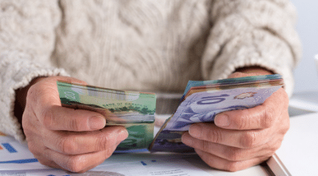 Are Canadians saving more or less during the pandemic?