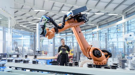 Investing in robotics stocks