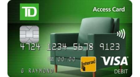 TD Access Card Review
