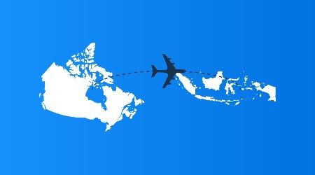 What to know about travelling from Canada to Indonesia during COVID-19