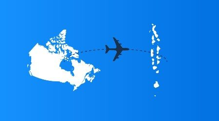 What you need to know before travelling to the Maldives from Canada during COVID-19