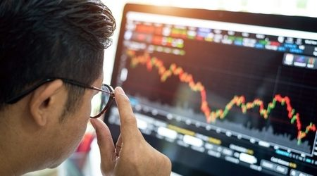 What is a stock split and how does it impact prices?