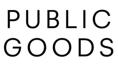 Public Goods discount code 2021