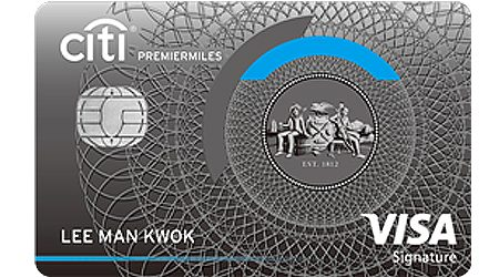 Citi PremierMiles Card: Review and fees