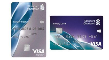 Standard Chartered Simply Cash Visa Card Review