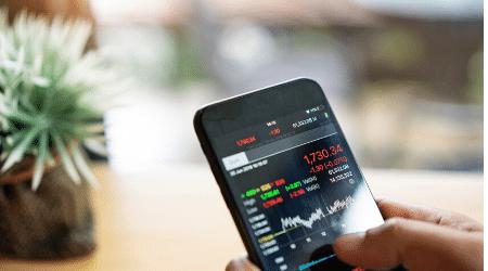 Hong Kong share trading statistics